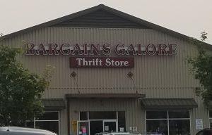 A Thrift Store